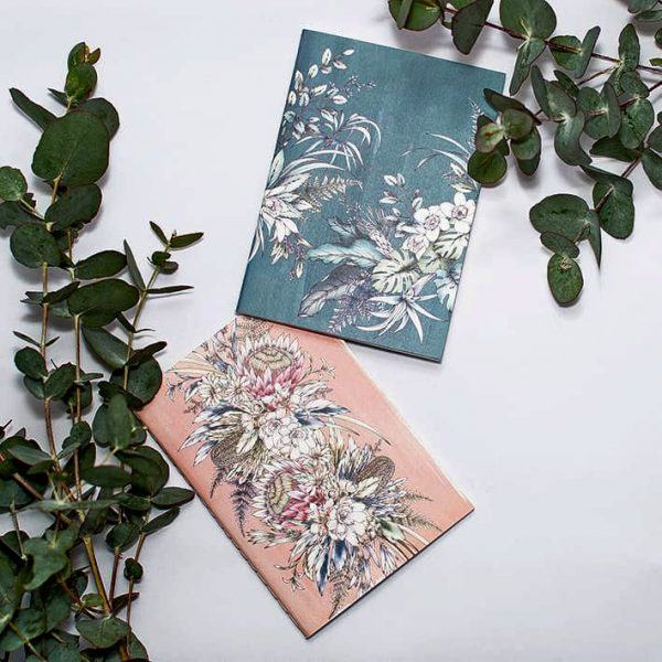 Botanical Pocket Notebooks
