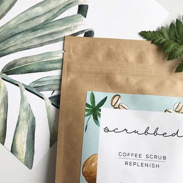 Replenish Coffee Scrub