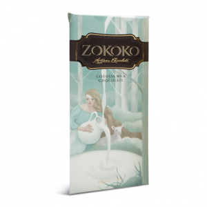 Zokoko Goddess Milk Chocolate