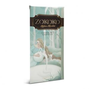 Zokoko Goddess Milk Chocolate