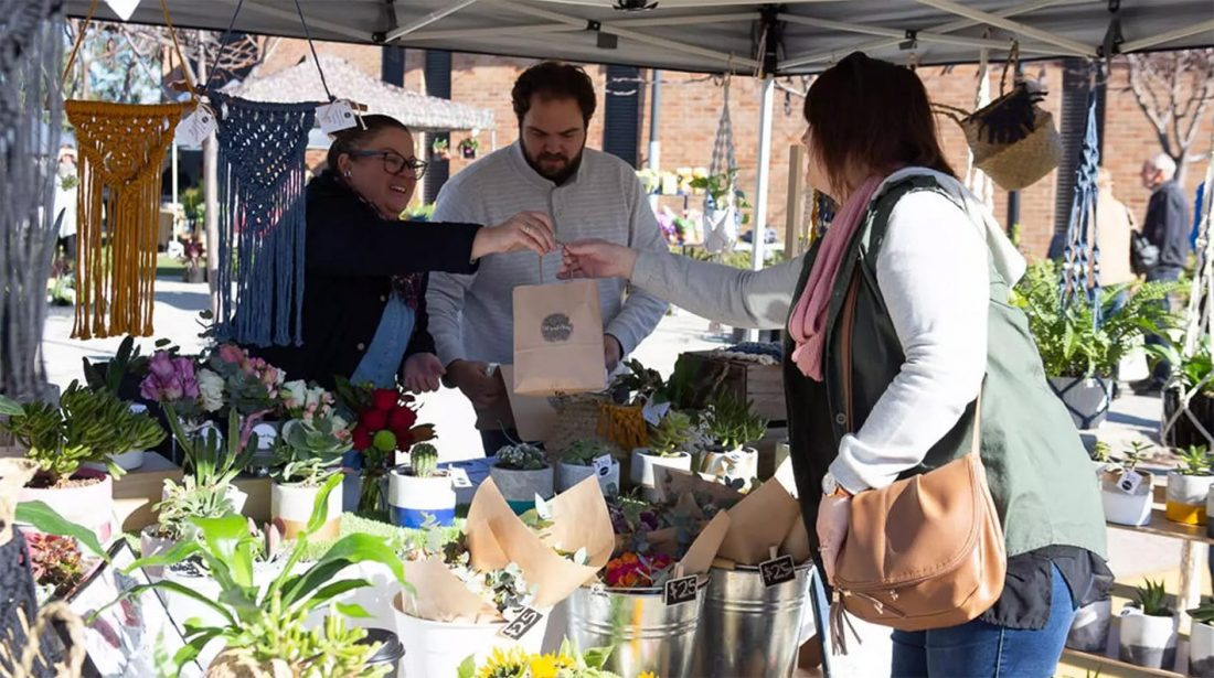 Westies Markets at Made by the Hill