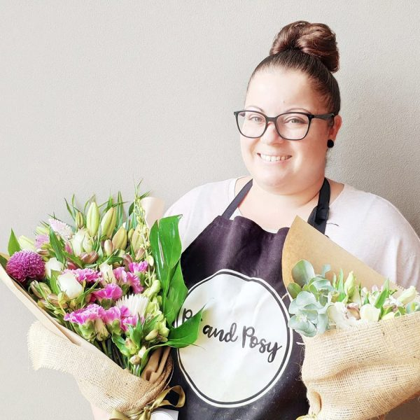 Lisa, Pot and Posy's Florist - Leading flower workshops in western Sydney