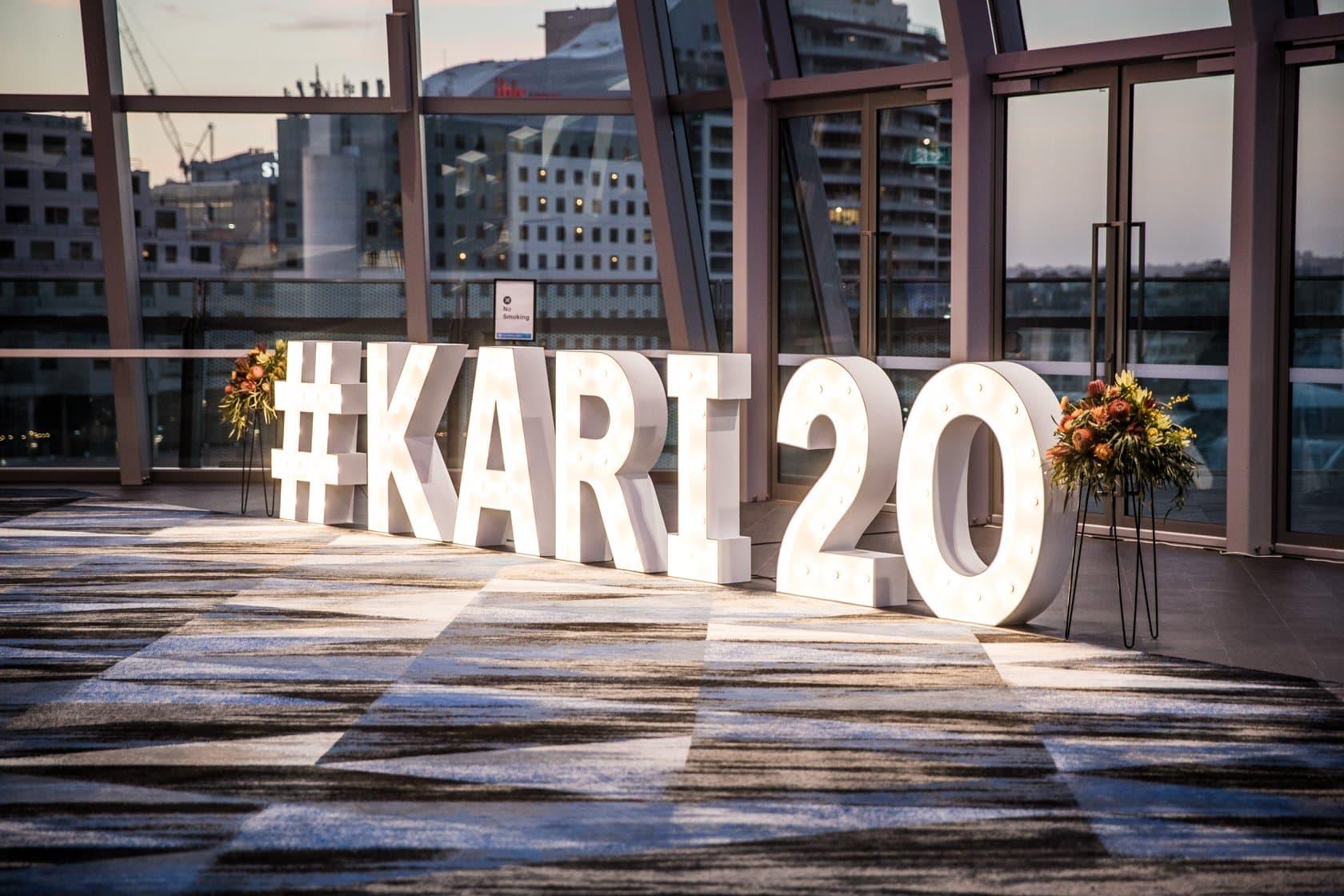 KARI 20th Anniversary @ ICC