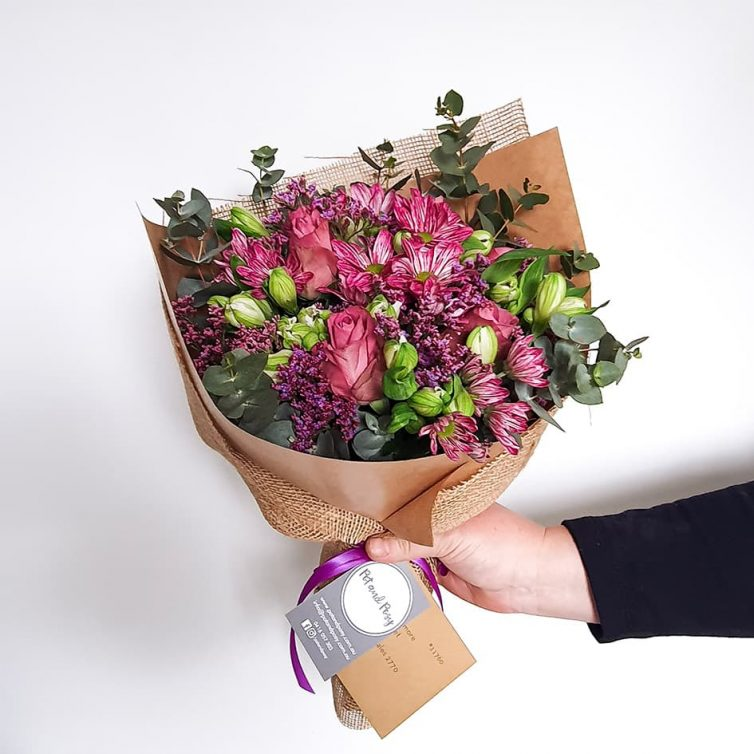 Pot and Posy Flowers Delivered across Western Sydney