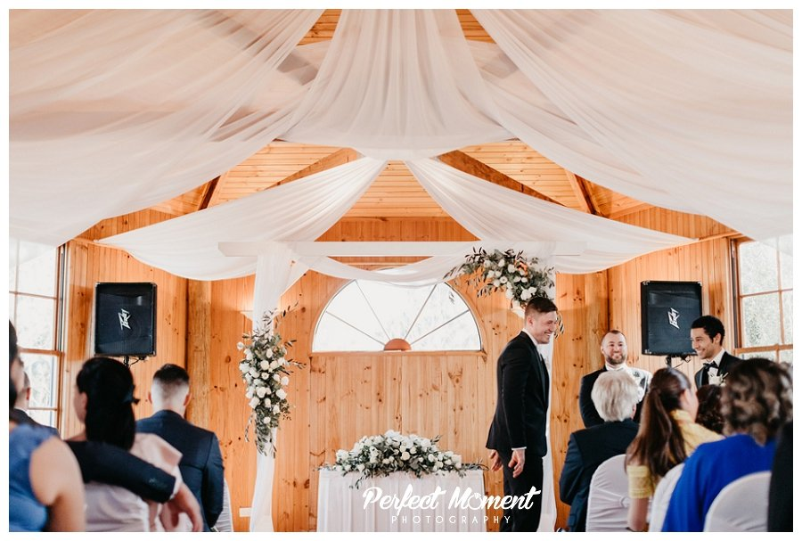 Melanie and Jacob - Winter Wedding in Windsor - Crowne Plaza Hawkesbury Valley
