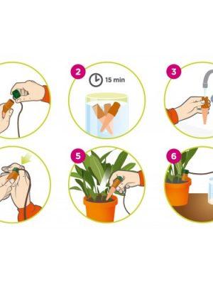 Blumat Automatic Plant Waterer Installation Instructions