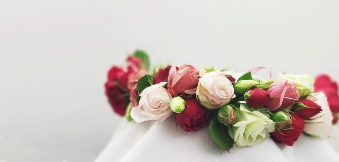 Flower Crowns by Pot and Posy