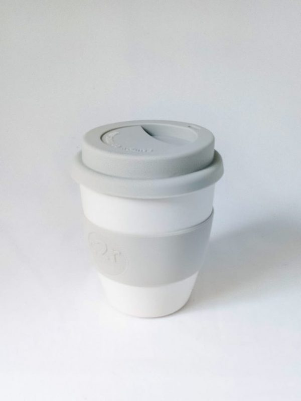 C2R Bamboo Eco Cup • Grey