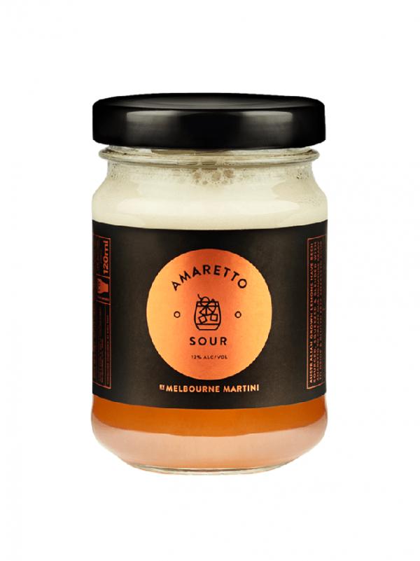 Amaretto Sour by Melbourne Martini