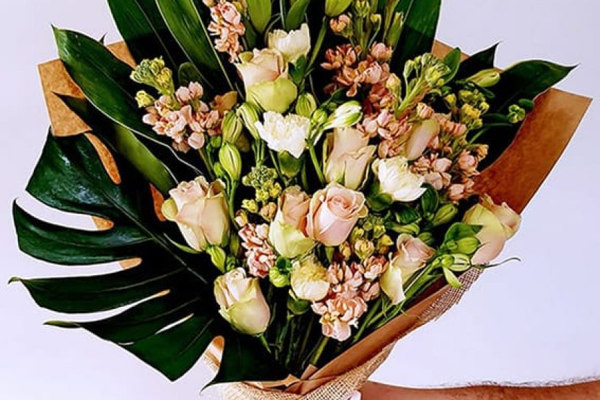 Not all flowers can be heroes: Filler flowers that help make a posy shine